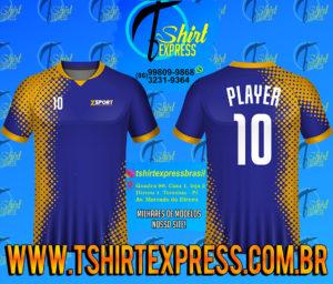 Camisa Esportiva Futebol Futsal Camiseta Uniforme (386)