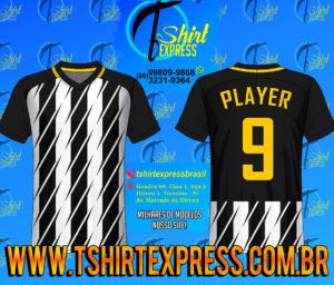 Camisa Esportiva Futebol Futsal Camiseta Uniforme (387)