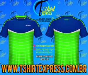 Camisa Esportiva Futebol Futsal Camiseta Uniforme (390)