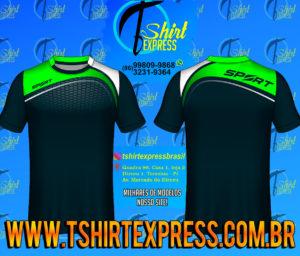Camisa Esportiva Futebol Futsal Camiseta Uniforme (392)