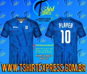 Camisa Esportiva Futebol Futsal Camiseta Uniforme (394)