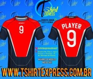Camisa Esportiva Futebol Futsal Camiseta Uniforme (397)