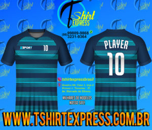 Camisa Esportiva Futebol Futsal Camiseta Uniforme (399)