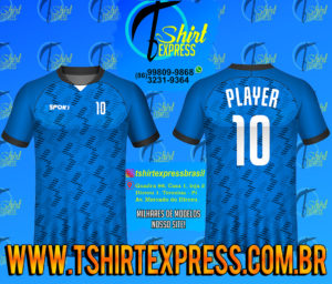 Camisa Esportiva Futebol Futsal Camiseta Uniforme (400)
