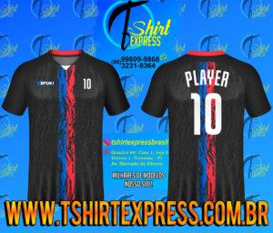Camisa Esportiva Futebol Futsal Camiseta Uniforme (403)