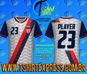 Camisa Esportiva Futebol Futsal Camiseta Uniforme (408)