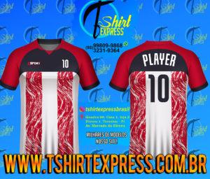 Camisa Esportiva Futebol Futsal Camiseta Uniforme (409)