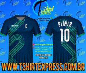 Camisa Esportiva Futebol Futsal Camiseta Uniforme (410)