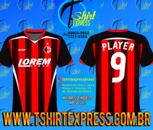 Camisa Esportiva Futebol Futsal Camiseta Uniforme (411)