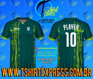 Camisa Esportiva Futebol Futsal Camiseta Uniforme (412)