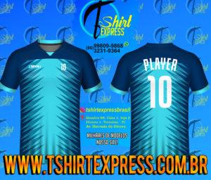 Camisa Esportiva Futebol Futsal Camiseta Uniforme (414)