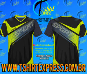 Camisa Esportiva Futebol Futsal Camiseta Uniforme (417)