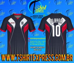 Camisa Esportiva Futebol Futsal Camiseta Uniforme (422)