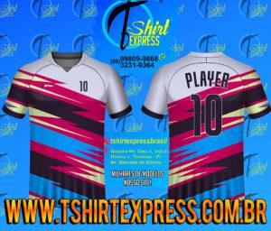 Camisa Esportiva Futebol Futsal Camiseta Uniforme (424)