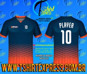 Camisa Esportiva Futebol Futsal Camiseta Uniforme (425)