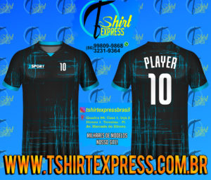 Camisa Esportiva Futebol Futsal Camiseta Uniforme (426)