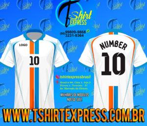 Camisa Esportiva Futebol Futsal Camiseta Uniforme (432)