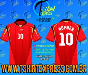 Camisa Esportiva Futebol Futsal Camiseta Uniforme (433)