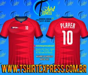 Camisa Esportiva Futebol Futsal Camiseta Uniforme (439)