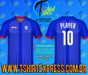 Camisa Esportiva Futebol Futsal Camiseta Uniforme (442)