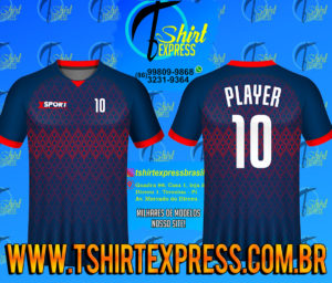 Camisa Esportiva Futebol Futsal Camiseta Uniforme (443)