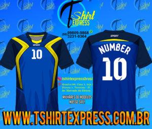 Camisa Esportiva Futebol Futsal Camiseta Uniforme (446)