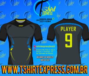 Camisa Esportiva Futebol Futsal Camiseta Uniforme (447)