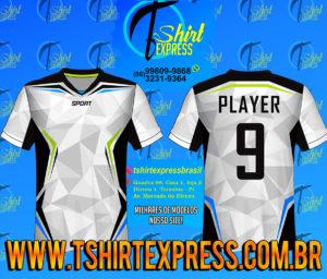 Camisa Esportiva Futebol Futsal Camiseta Uniforme (448)