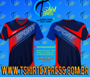 Camisa Esportiva Futebol Futsal Camiseta Uniforme (449)