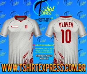 Camisa Esportiva Futebol Futsal Camiseta Uniforme (450)