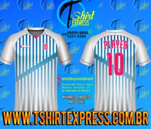 Camisa Esportiva Futebol Futsal Camiseta Uniforme (453)