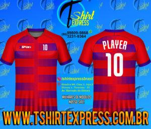 Camisa Esportiva Futebol Futsal Camiseta Uniforme (463)