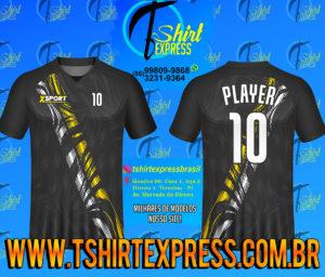 Camisa Esportiva Futebol Futsal Camiseta Uniforme (464)
