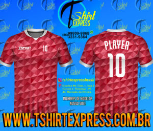 Camisa Esportiva Futebol Futsal Camiseta Uniforme (465)