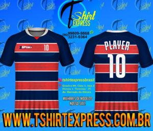 Camisa Esportiva Futebol Futsal Camiseta Uniforme (466)