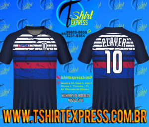 Camisa Esportiva Futebol Futsal Camiseta Uniforme (471)