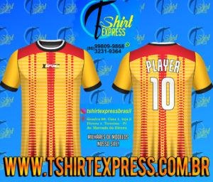 Camisa Esportiva Futebol Futsal Camiseta Uniforme (477)