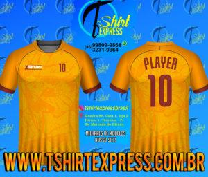 Camisa Esportiva Futebol Futsal Camiseta Uniforme (481)