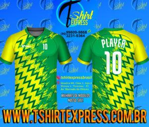 Camisa Esportiva Futebol Futsal Camiseta Uniforme (484)