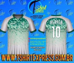 Camisa Esportiva Futebol Futsal Camiseta Uniforme (485)