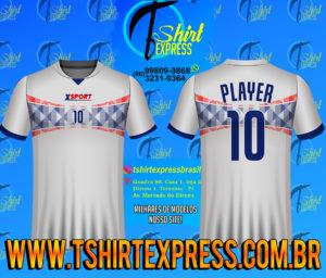 Camisa Esportiva Futebol Futsal Camiseta Uniforme (487)