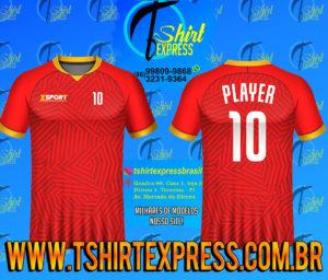 Camisa Esportiva Futebol Futsal Camiseta Uniforme (490)