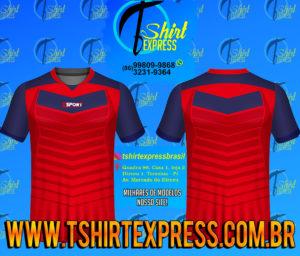 Camisa Esportiva Futebol Futsal Camiseta Uniforme (491)