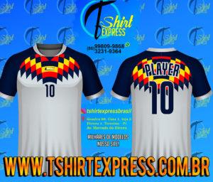 Camisa Esportiva Futebol Futsal Camiseta Uniforme (492)