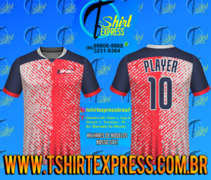 Camisa Esportiva Futebol Futsal Camiseta Uniforme (493)