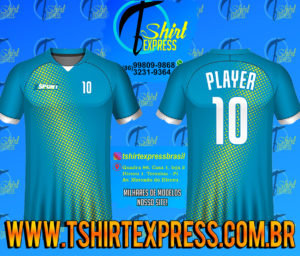 Camisa Esportiva Futebol Futsal Camiseta Uniforme (495)