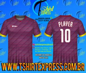 Camisa Esportiva Futebol Futsal Camiseta Uniforme (496)