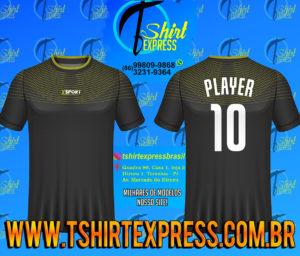 Camisa Esportiva Futebol Futsal Camiseta Uniforme (497)