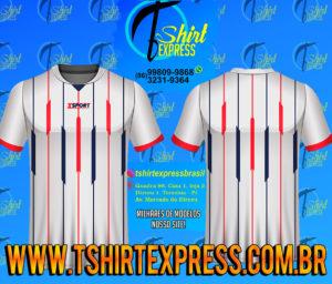 Camisa Esportiva Futebol Futsal Camiseta Uniforme (498)