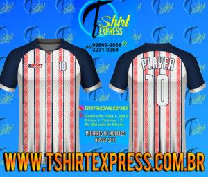 Camisa Esportiva Futebol Futsal Camiseta Uniforme (499)